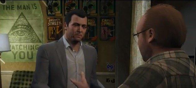 VIDEO: Grand Theft Auto V official trailer