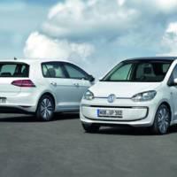 Volkswagen e-Up! to arrive in Frankfurt in September 10
