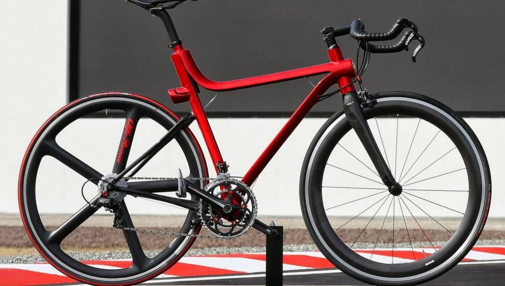 2013 Alfa Romeo 4C IFD Bicycle