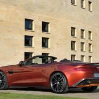 2013 Aston Martin Vanquish Volante Q unveiled in Frankfurt