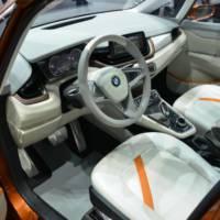 2013 BMW Active Tourer Outdoor Concept roars in Frankfurt