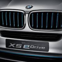 2013 BMW X5 eDrive Concept bows in Frankfurt