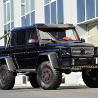 2013 Brabus B63S officially unveiled