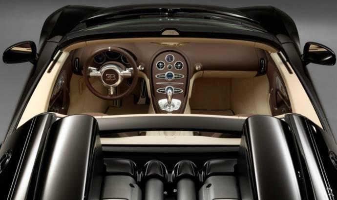 2013 Bugatti Veyron Jean Bugatti Special Edition unveiled in Frankfurt