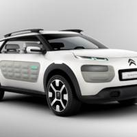 2013 Citroen Cactus Concept revealed
