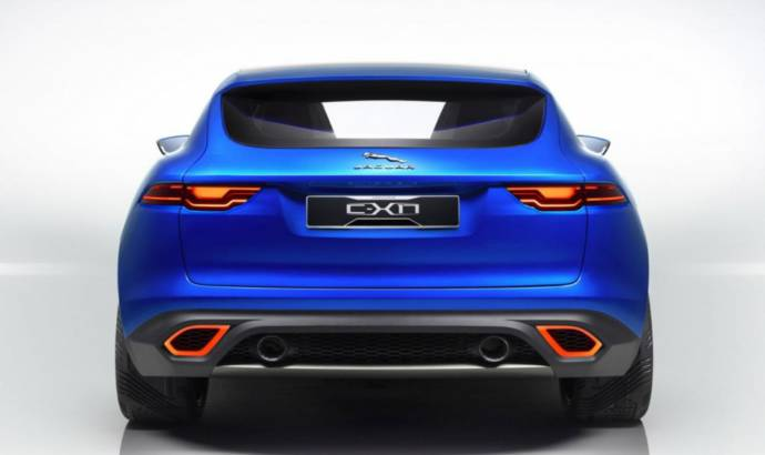 2013 Jaguar C-X17 Sport Concept - First interior pictures