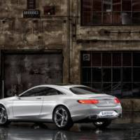 2013 Mercedes-Benz S-Class Coupe Concept unveiled in Frankfurt