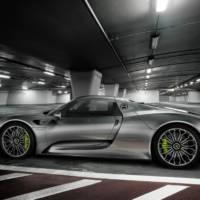 2013 Porsche 918 Spyder production version unveiled in Frankfurt