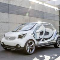 2013 Smart ForJoy Concept - Leaked pictures
