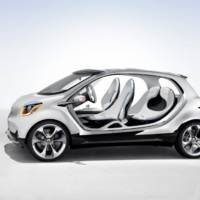 2013 Smart ForJoy Concept unveiled