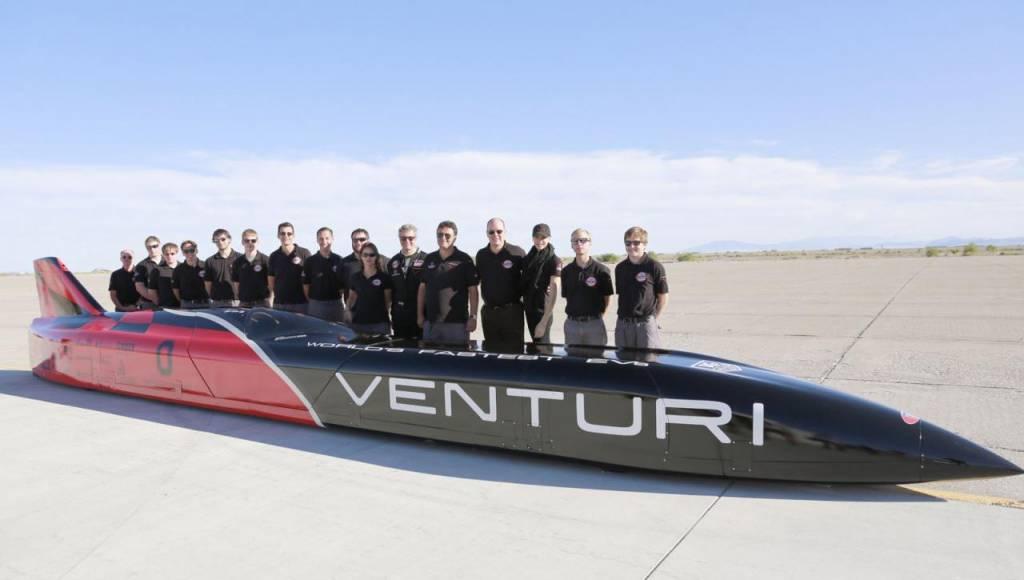 2013 Venturi VBB-3 EV - 3.000 HP and 600 km/h