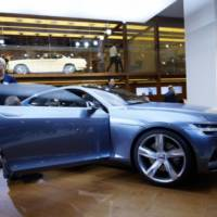 2013 Volvo Concept Coupe unveiled in Frankfurt