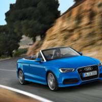 2014 Audi A3 Cabrio unveiled