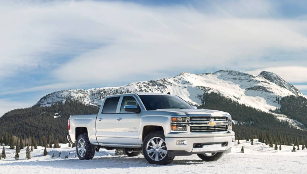 2014 Chevrolet Silverado High Country Edition