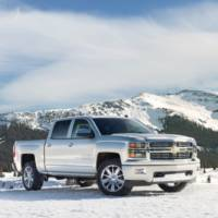 2014 Chevrolet Silverado High Country Edition