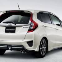 2014 Honda Fit Mugen unveiled
