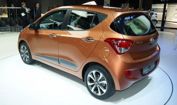 2014 Hyundai i10 revealed in Frankfurt