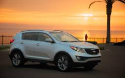 2014 Kia Sportage facelift revealed