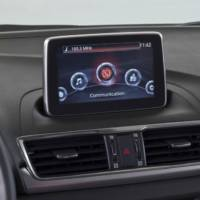 2014 Mazda3 receives MZD Conect system