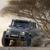 2014 Mercedes-Benz G63 AMG 6x6 price