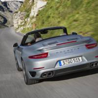 2014 Porsche 911 Turbo Cabrio photo gallery