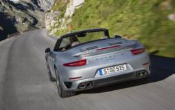 2014 Porsche 911 Turbo Cabrio photo gallery
