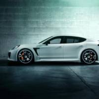 2014 Porsche Panamera facelift GrandGT by TechArt