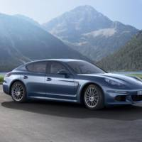 2014 Porsche Panamera diesel gets new 300 hp engine in Frankfurt