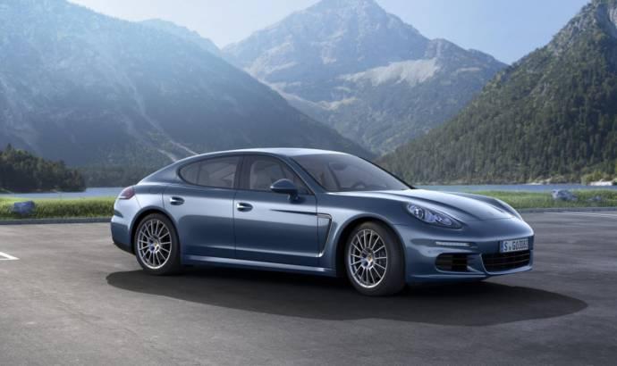 2014 Porsche Panamera diesel gets new 300 hp engine in Frankfurt