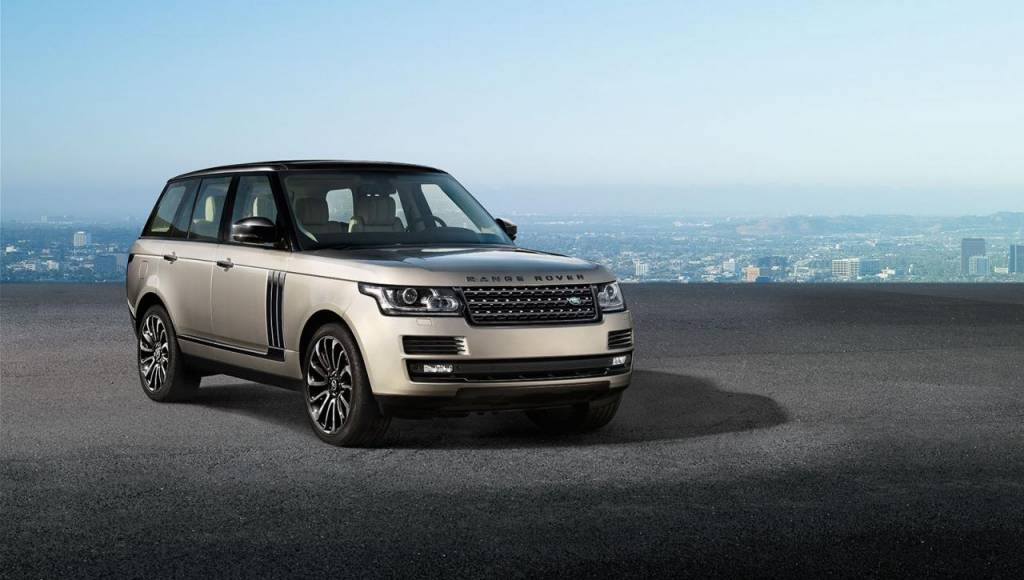 2014 Range Rover and Range Rover Sport unveiled