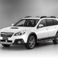 2014 Subaru Outback gains off-road exterior