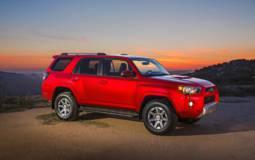2014 Toyota 4Runner US pricing