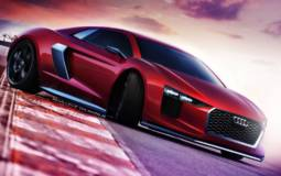 2015 Audi R8 - First rederings