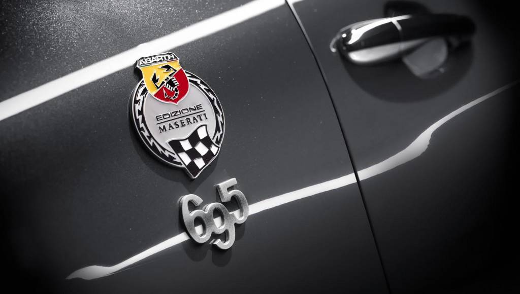 Abarth 695 Maserati Edition reloaded for Frankfurt