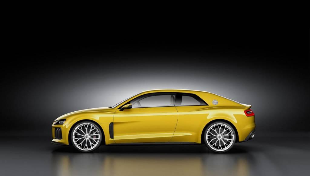 Audi Sport Quattro Concept unveiled