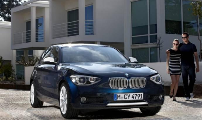 BMW 1-Series Sedan to debut in 2017