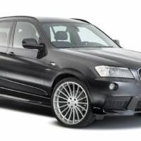 BMW X3 F25 modified by Hamann
