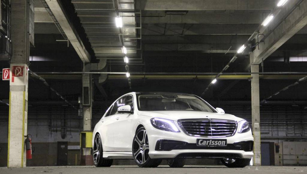 Carlsson 2013 Mercedes S-Class tuning