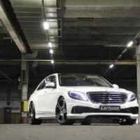 Carlsson 2013 Mercedes S-Class tuning
