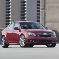 Chevrolet Cruze reaches three year anniversary