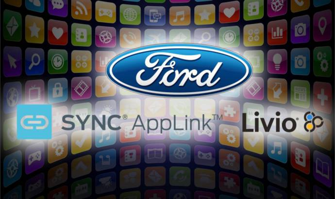 Ford acquires Livio software to develop future Sync systems