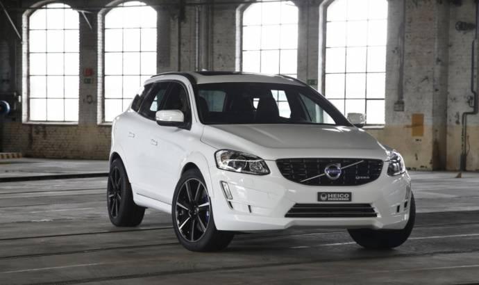 Heico Sportiv Volvo XC60 tuning program
