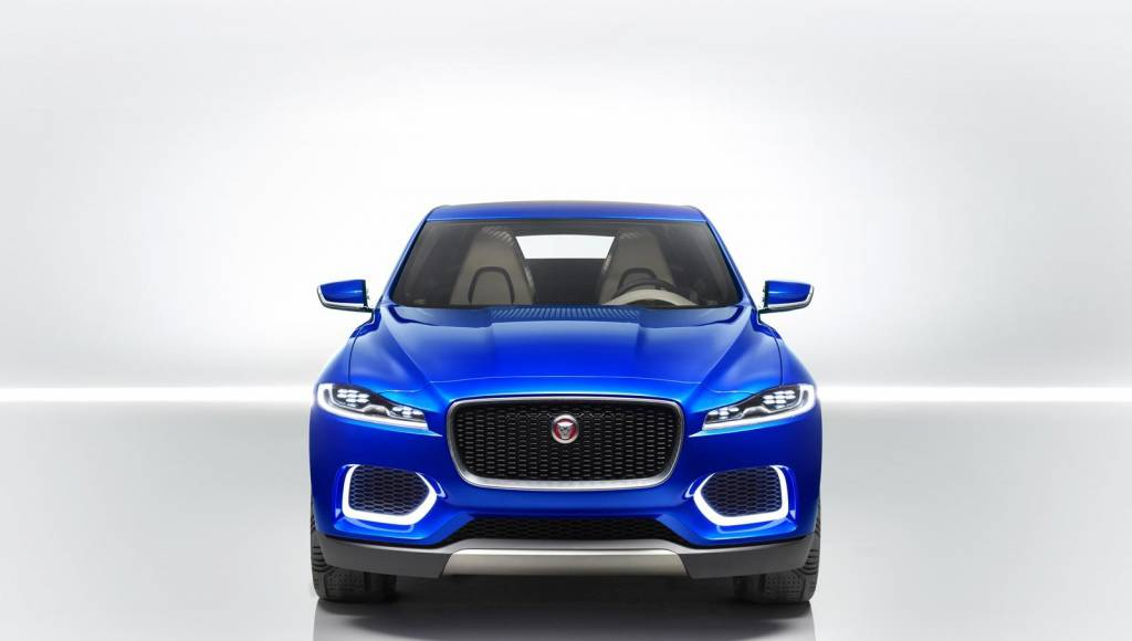Jaguar C-X17 SUV Concept first photo