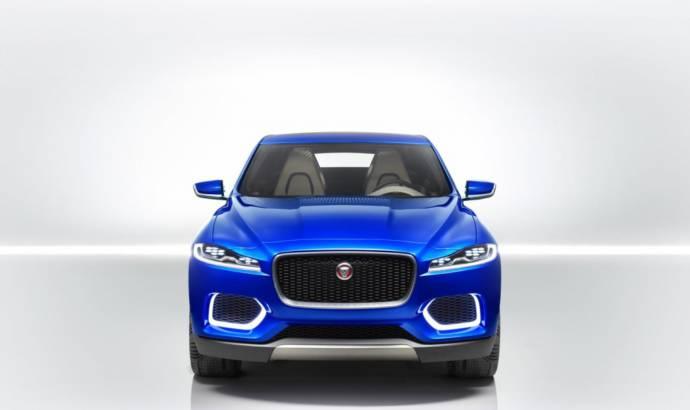 Jaguar C-X17 SUV Concept first photo