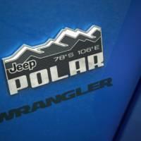 Jepp Wrangler Polar Edition will make Frankfurt debut