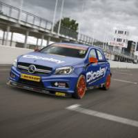 Mercedes-Benz A-Class will run in BTCC