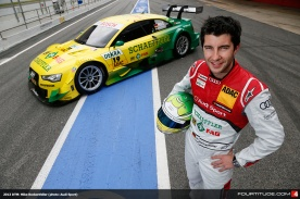 Mike Rockenfeller wins DTM title with Audi