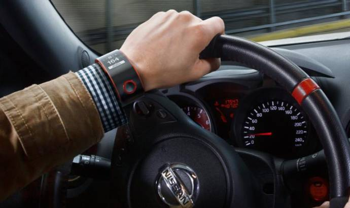 Nissan Nismo Watch Concept introduced