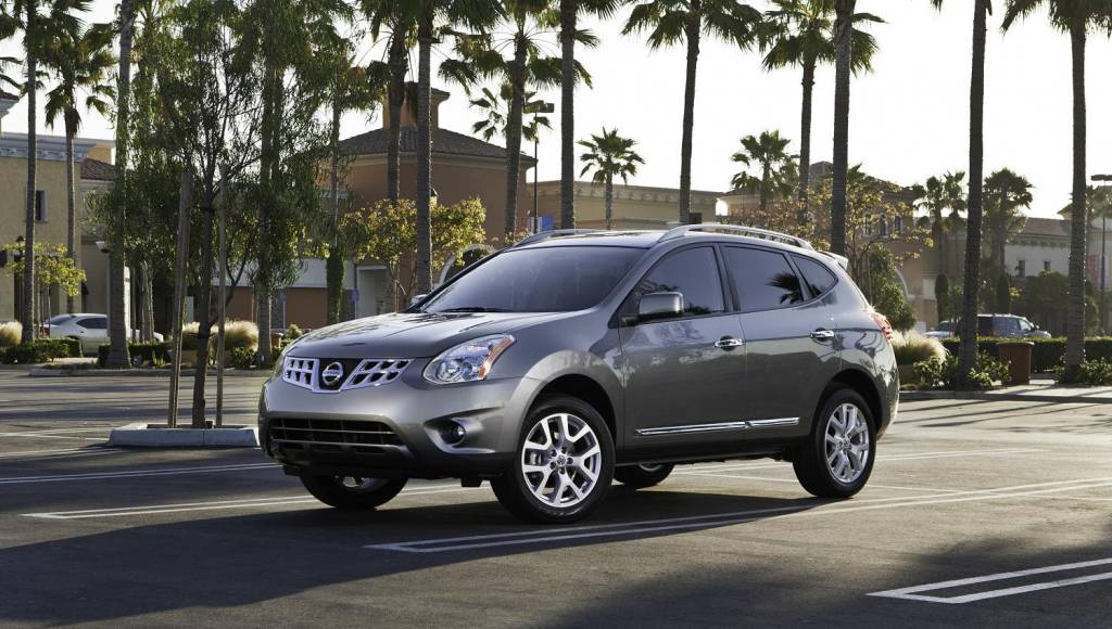 Nissan Rogue Select - the current generation remains on sale in US