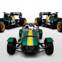Official: Caterham will develop city cars